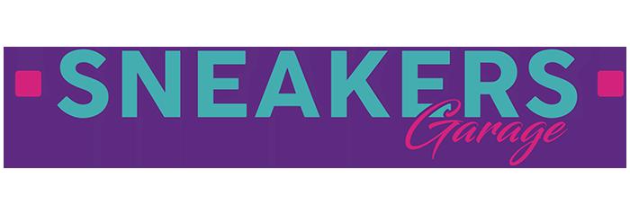 logo sneakers garage