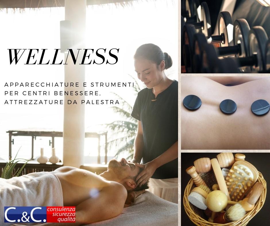 Marcatura ce prodotti wellness